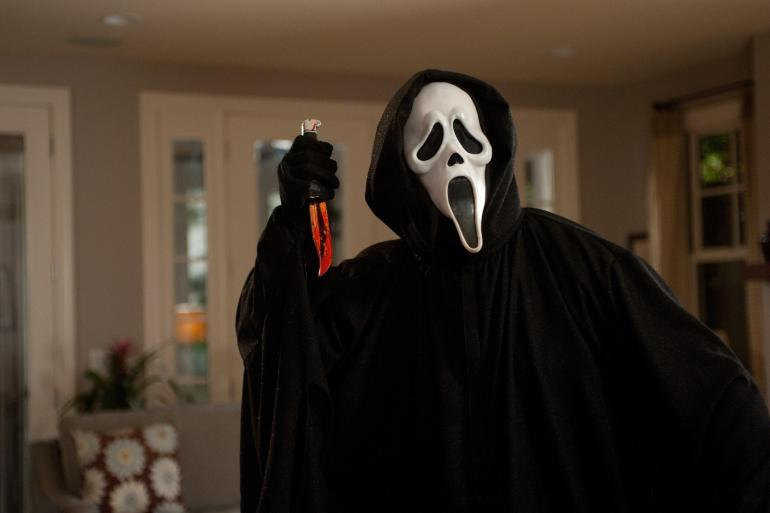 Scream's Ghostface
