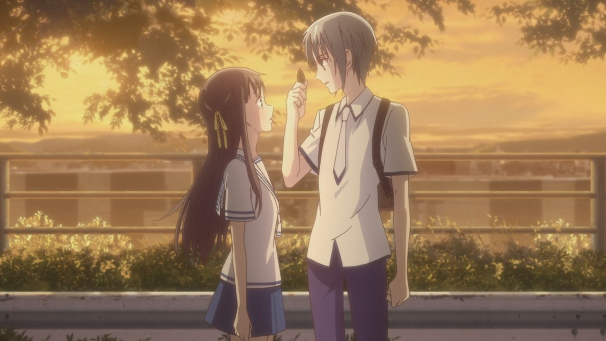 "Episode ""I'm Going,"" Yuki."