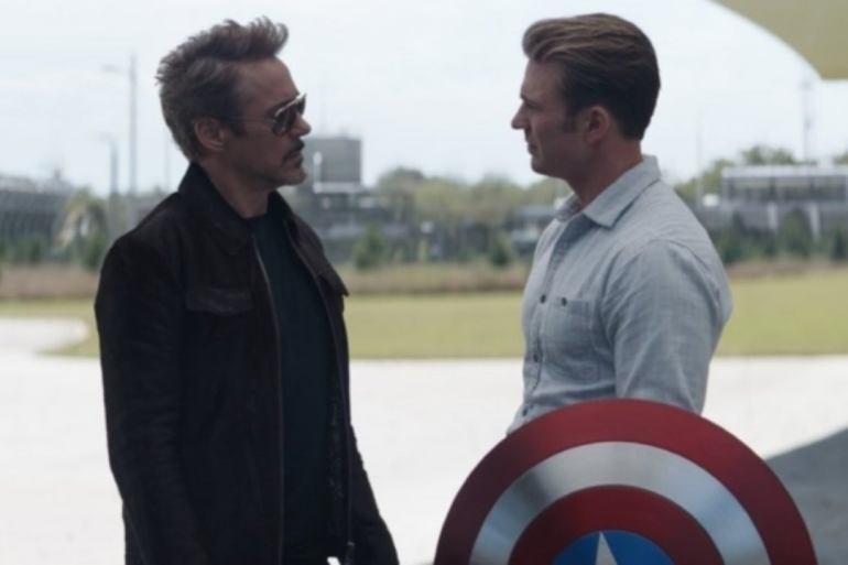 Stony from Avengers: Endgame