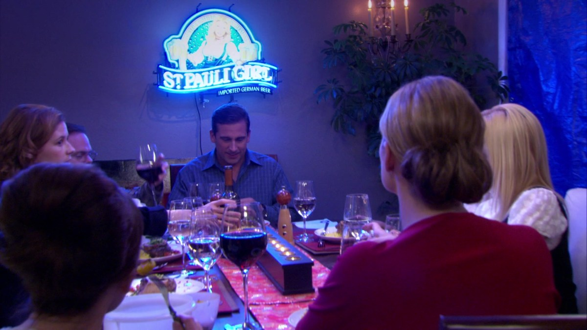 The Dinner Party episode of The Office, one of the best episodes to date: Deedle-Dee Productions (2008)