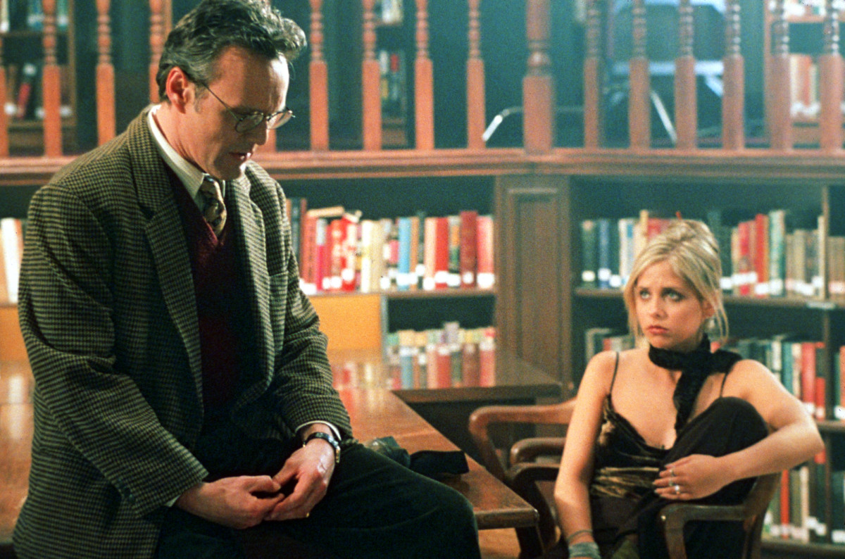 Buffy The Vampire Slayer Television Series, Jenatwork Fanfiction.