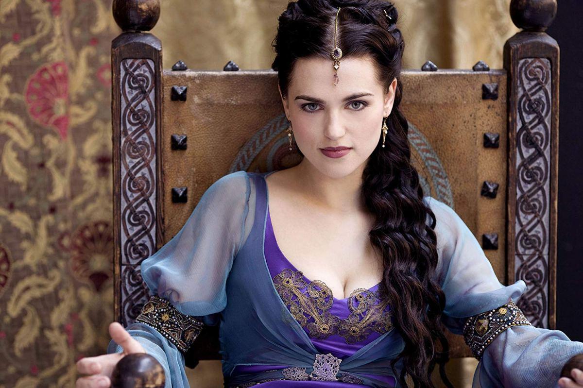 Katie McGrath as Morgana Pendragon