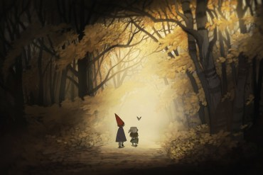 Greg and Wirt stepping into the Unknown