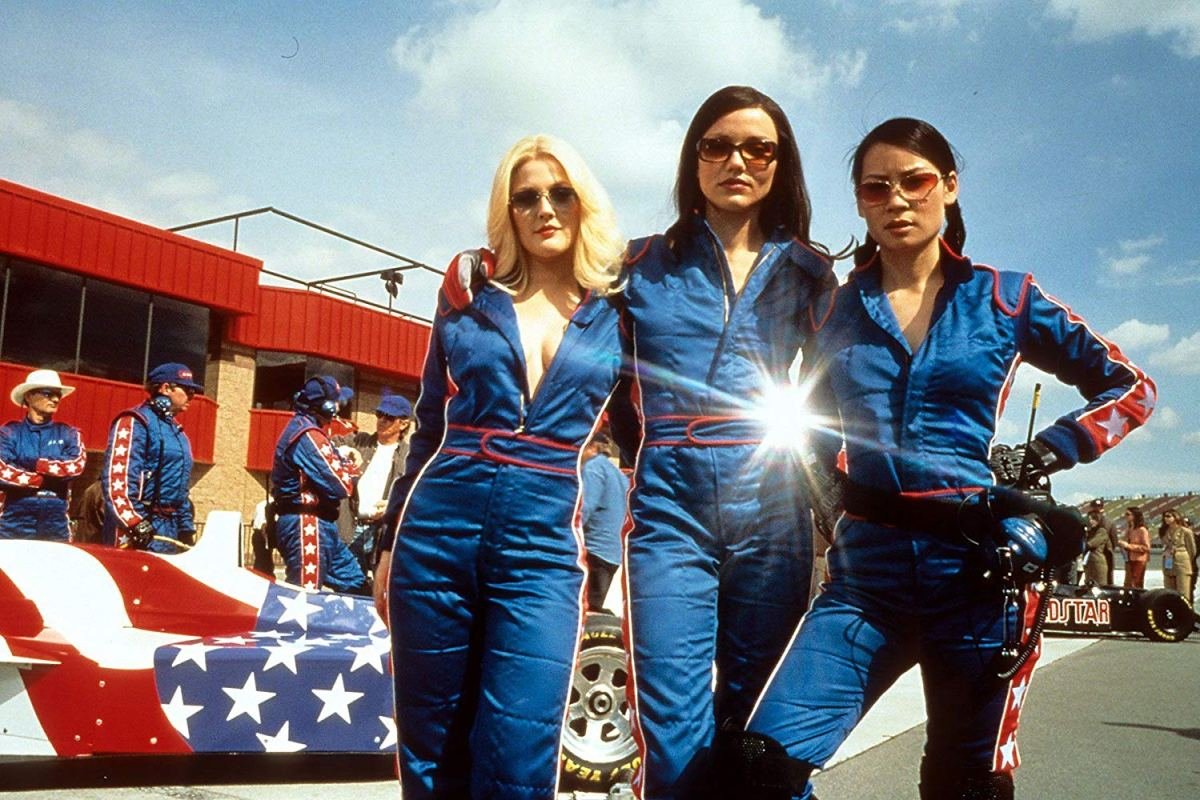 Charlie's Angels, Columbia Pictures, 2000.