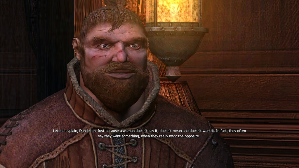 Zoltan Chivay in The Witcher