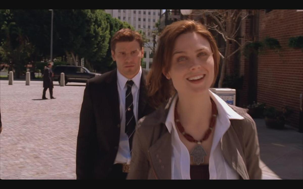 The pilot episode of the television series.