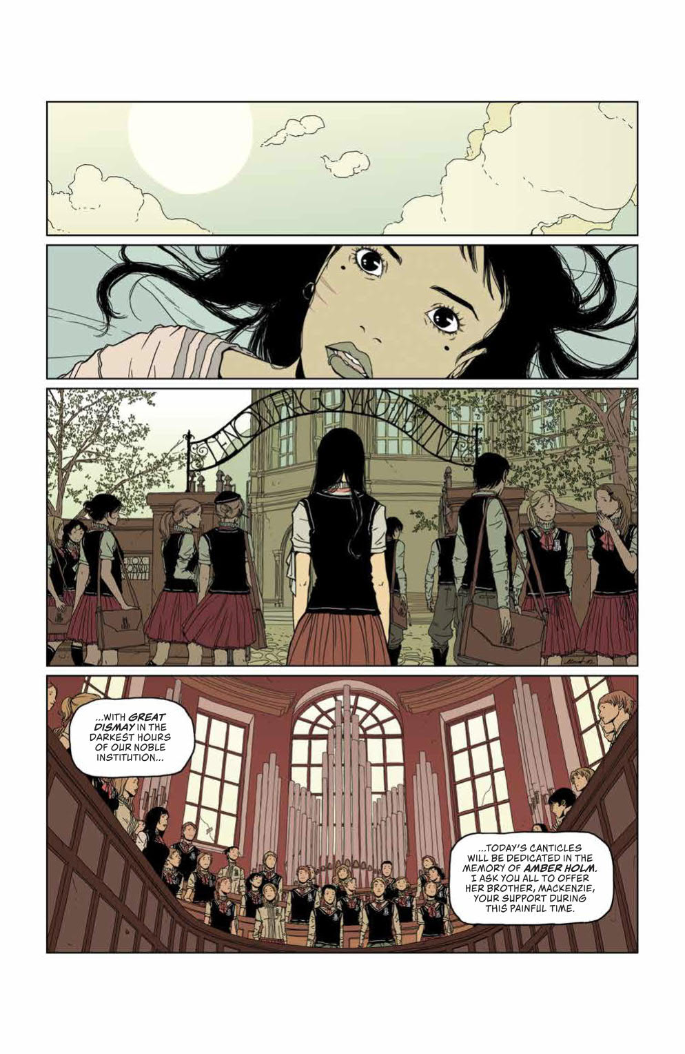 Page 4 of Heartbeat #2