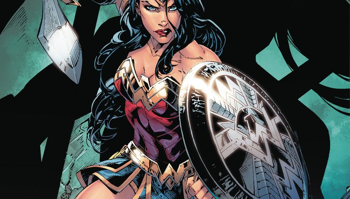 Wonder Woman #83, Varient Cover