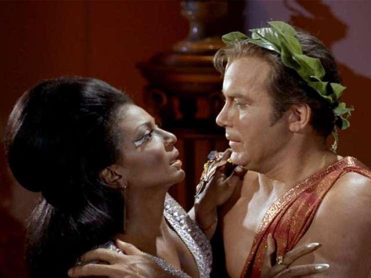 Star Trek, Nichelle Nichols.