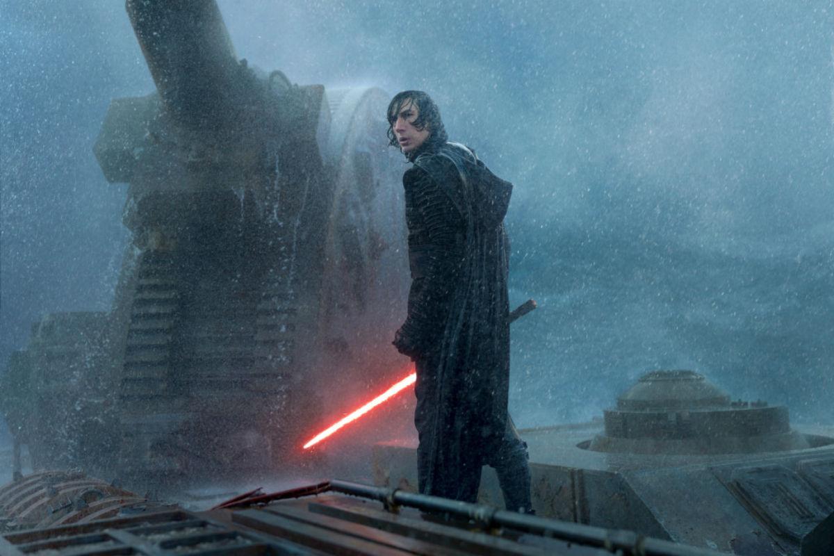 Kylo Ren in The Rise of Skywalker.