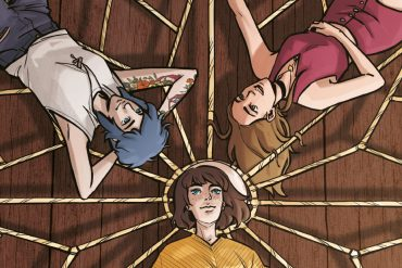 Cover of Life is Strange #12