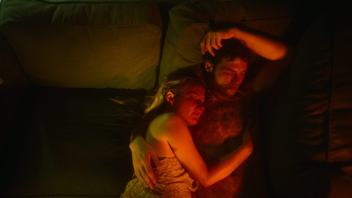 Cleo & Danny in DANNY'S GIRL, Sundance (2020) -- Emily Wilson.