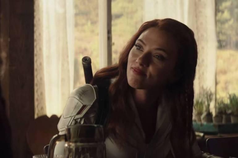 Black Widow, 2020, Marvel Phase 4