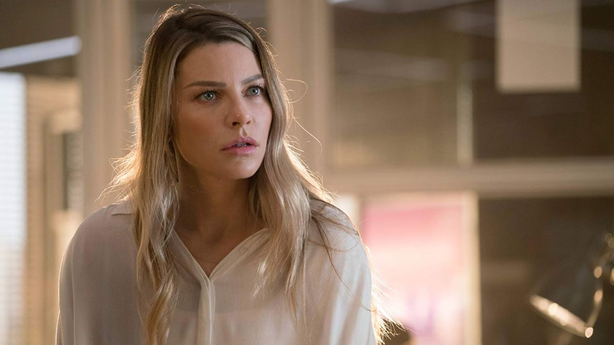 Chloe Decker in a scene within the show.