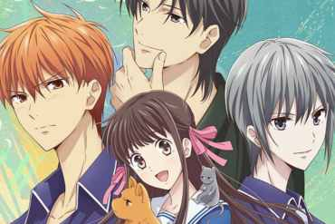 Fruits Basket Another Volume Three