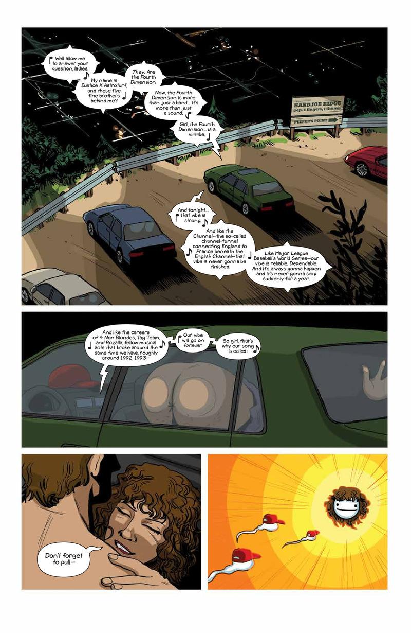 Sex Criminals #26 - Image Comics (2020).