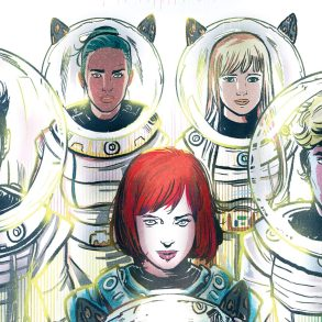 Josie and the Pussycats in Space #4