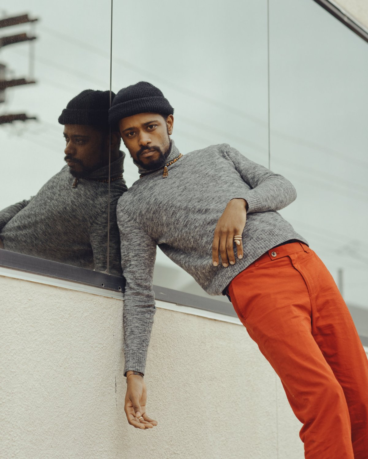 Lakeith Stanfield potshot for NY Times