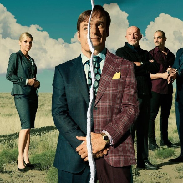 The cast of Better Call Saul season 5