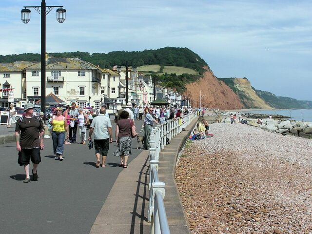 Wincanton to Sidmouth and back