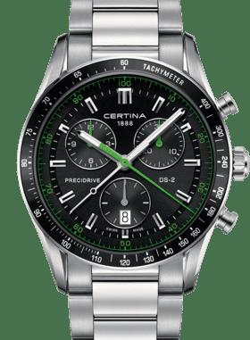 CERTINA DS-2 Chronograph 1/100 sec