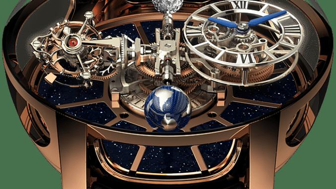 Jacob & Co. Astronomia Tourbillon