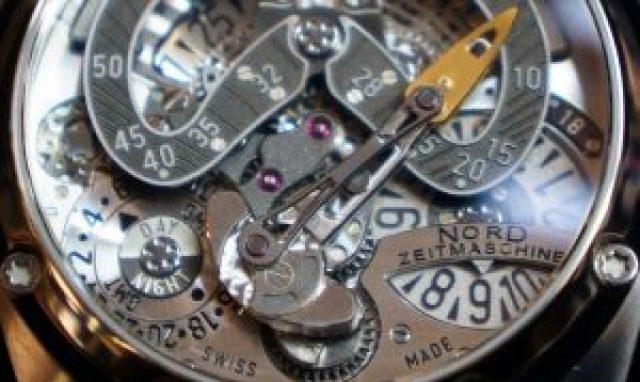 Nord Zeitmaschine Freesdial dial