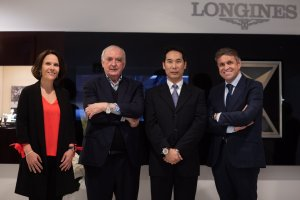 Longines oldest watch