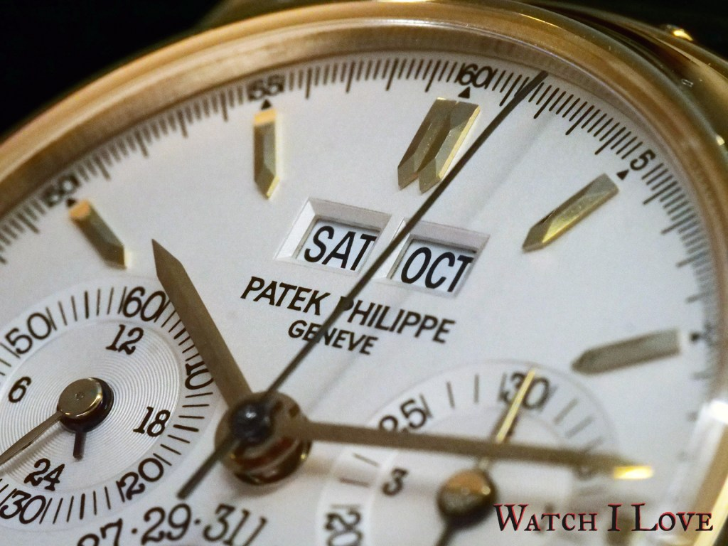 Patek Phillipe Grand Complication Ref.3970