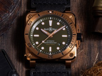 Bell&Ross BRONZE DEMIURGUS
