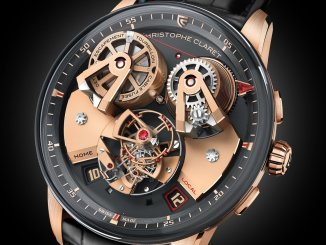 Christophe Claret Angelico cover