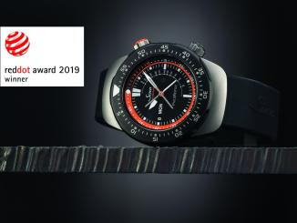 Sinn Spezialuhren has won an award in the Red Dot Award: Product Design 2019 (picture courtesy of Sinn Spezialuhren GmbH)