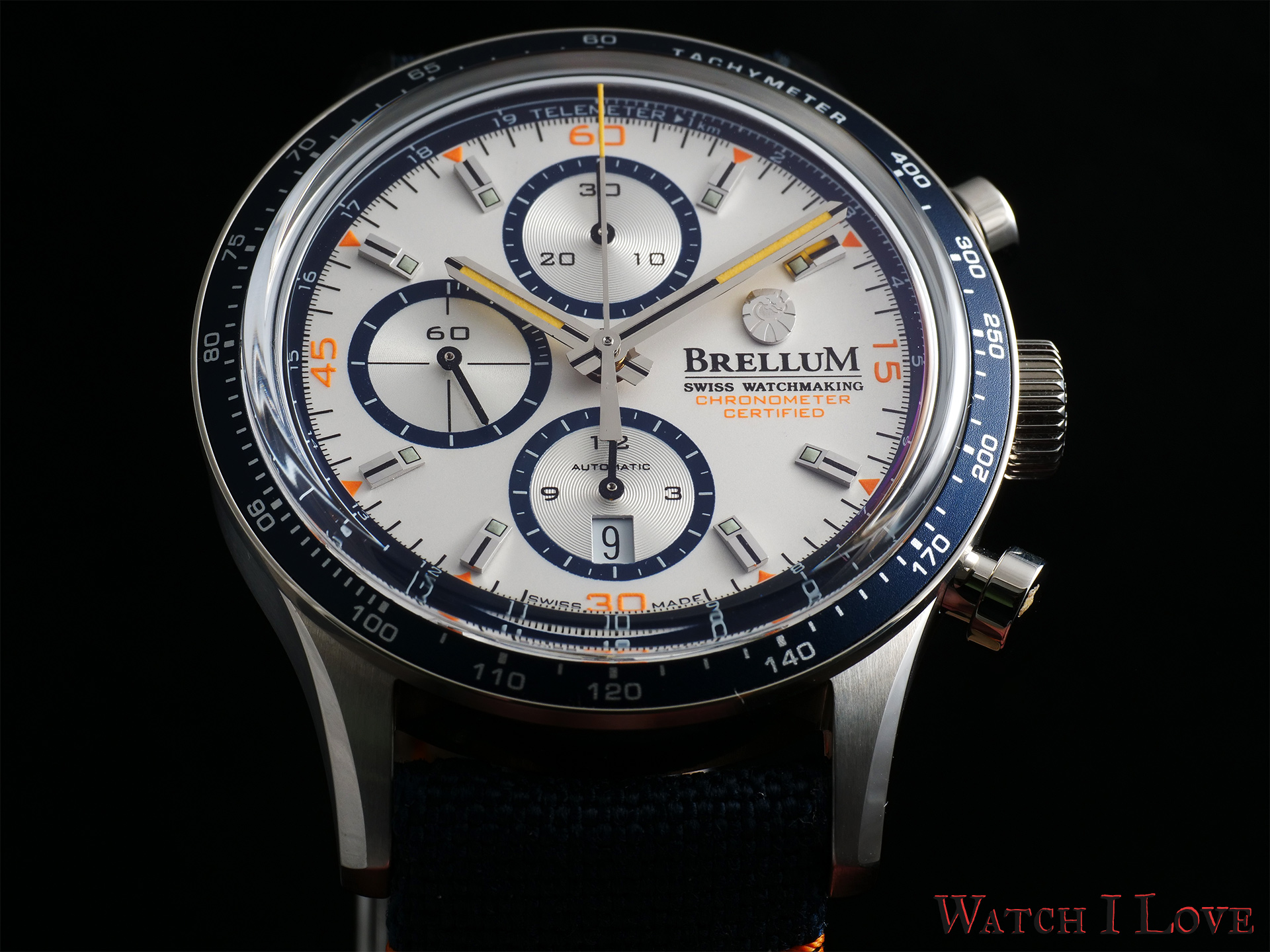The lastest Marina 2 Chronograph