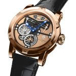 Louis Moinet Transcontinental Rose gold