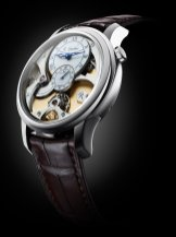 Romain Gauthier Micro-Rotor white gold limited editions white
