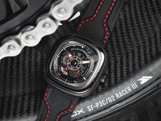 "SEVENFRIDAY SF-P3C/02 a.k.a ""RACER III"""