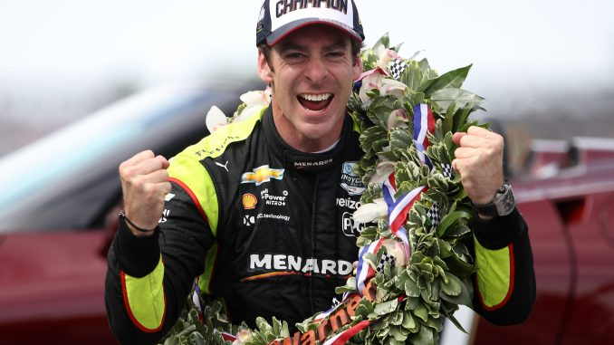 Simon Pagenaud Richard Mille