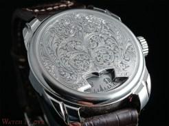 R. Baptiste Royal dial oblique