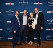 Breitling Superocean Automatic 44 IRONMAN® Limited Edition Launch