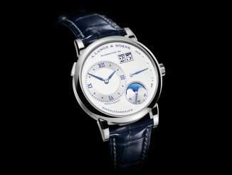 "A. Lange & Söhne Moon Phase ""25th Anniversary"""