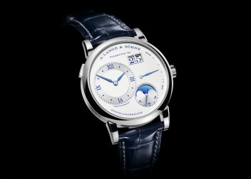 """A. Lange & Söhne Moon Phase """"25th Anniversary"""""""