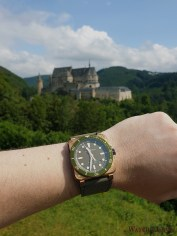 Stopping for a break near the Vianden castle is the perfect opportunity to make some wrist shots