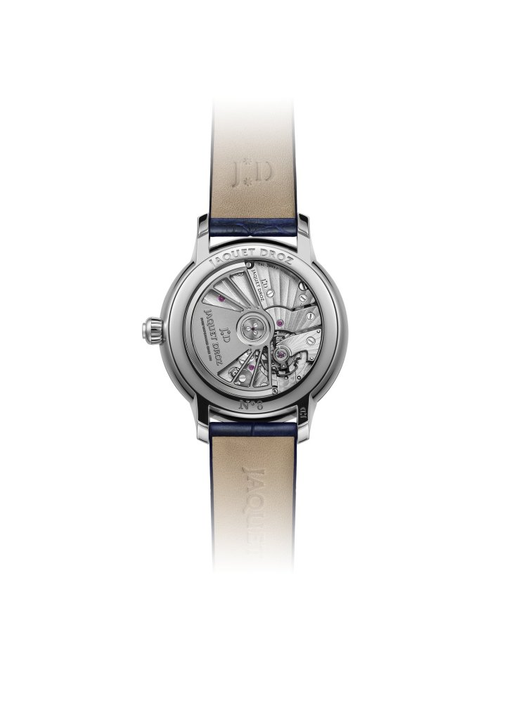 Jaquet Droz Petite Heure Minute Mother-of-Pearl  Ref. J005000273