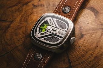 "SEVENFRIDAY SF-M1B/02 ""EL CHARRO"""