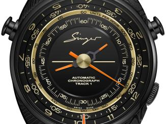 Singer Track 1 Only Watch Edition
