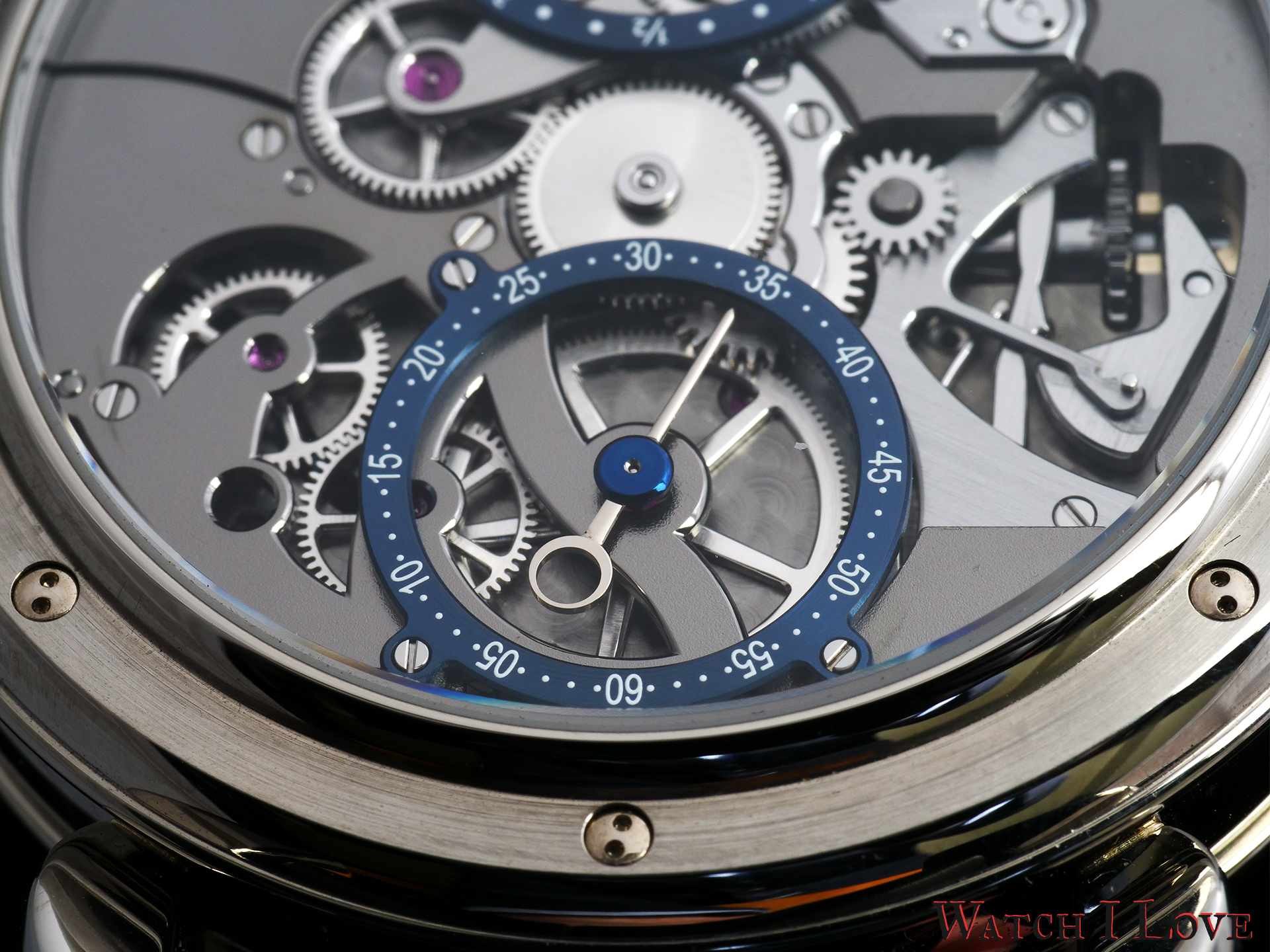 The small seconds complication