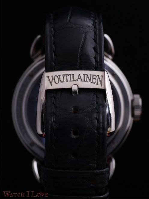Strap and buckle of the 28ti