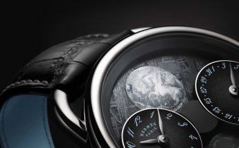 Hermes Arceau L'heure de la lune Only Watch