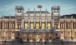 London's Royal Academy of Arts