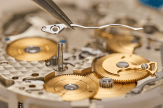 movement als Assembly of the power reserve mechanism